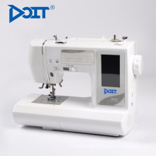 DT8090Household computerised home use sewing machine industrial embroidery machine for sale